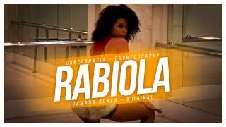 Rabiola - MC Kevinho (Coreografia) #AquecimentoParaOCarnaval /Ramana Borba