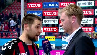 Гандбол. Лига чемпионов 2017-18. Раунд 8. Видеожурнал