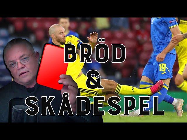 Sverige på utvisningsbänken - Carl Norberg 2021-06-30