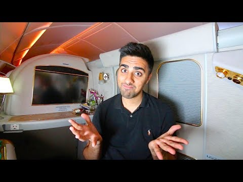 Thumbnail: THE $34,000 FIRST CLASS AIRPLANE ROOM !!!