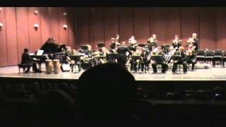 Central Park West - MSBOA District IV Honors Jazz Band - 2010/2011