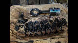 Remont silnika i montaż TURBO MTZ 82
