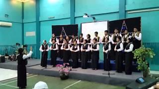 Paduan Suara SMK PGRI 1 Tangerang, 2014. [Final] [Enhanced]