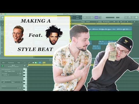 If I Made A Beat For Logic ft. J. Cole (w/ Lakey Inspired)