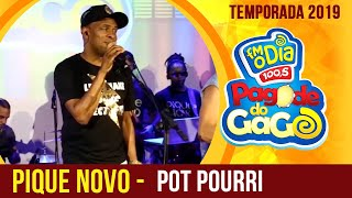 Pique Novo - Pot Pourri (Ao Vivo no Pagode do Gago) FM O Dia
