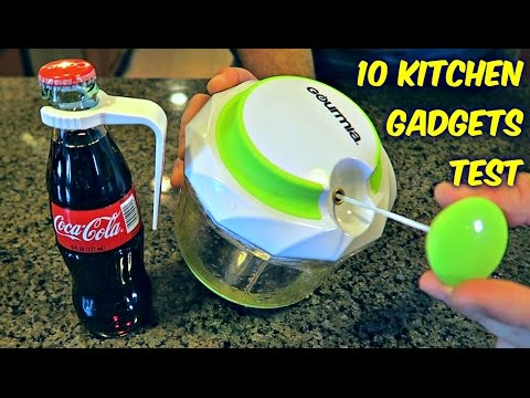 Thumbnail: 10 Kitchen Gadgets put to the Test - Part 11