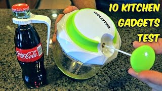 10 Kitchen Gadgets put to the Test - Part 11 thumbnail