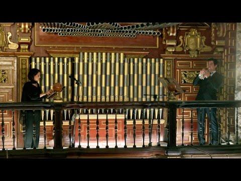 Concierto barroco para órgano y trompeta en la Catedral