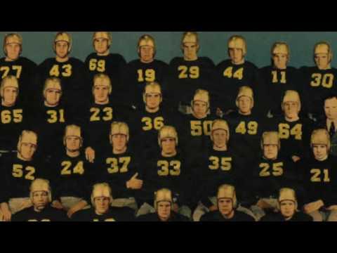 Nile Kinnick & Iowa - Will Weber (Sports Rhetoric Final Project)