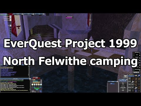 Repeat Classic Everquest Project 1999 - Guards + Oasis