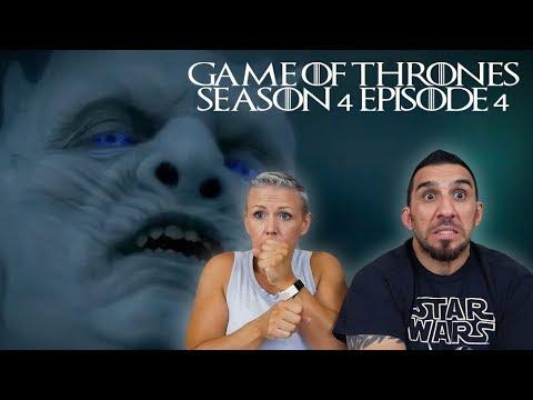 Game Of Thrones Season 4 Episode 4 'Oathkeeper' REACTION!!