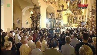 Uroczystość nadania tytułu bazyliki mniejszej kościołowi pw. Św. Jana Chrzciciela w Krotoszynie