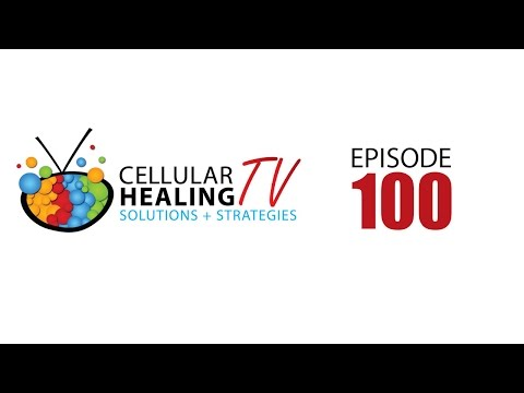 Anti-Aging, Ketogenic Diet, Sleep Anxiety and other Keys to True Cellular Detox - CHTV 100