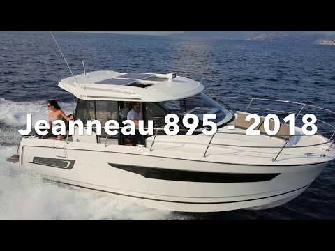Jeanneau 895 Merry Fisher - 2018 First Look New Interior