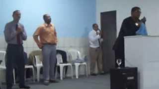 Rodrigo Guimarães na Vigília O Sangue de Jesus