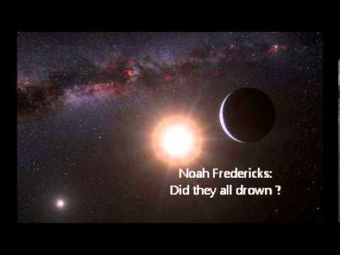 The Great flood -  Did they all drown ?
