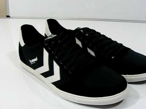 SLIMMER STADIL - Sneaker low - black/white 4EjisZqI