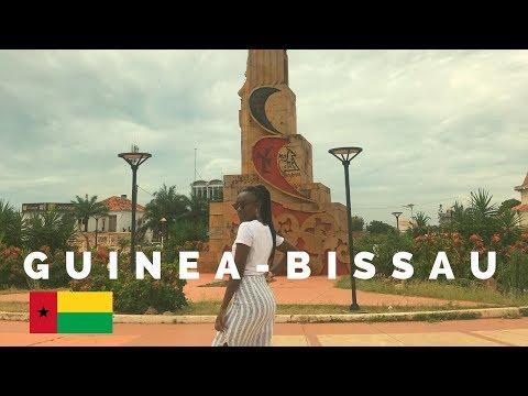 GUINEA-BISSAU VLOG PART 1 - I'M BACK BABY!!!
