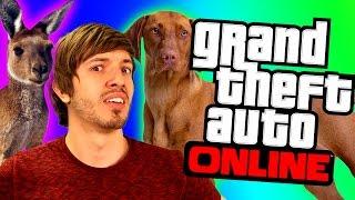 Kangaroo or Dog? | GTA 5 Online Playlist