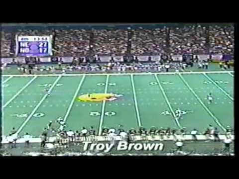 1997 1998 New England Patriots Highlight Video