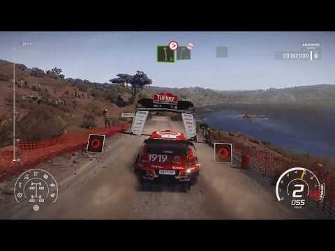 WRC 8 - Rally Turkey Gameplay With Various Cars (New Rally In WRC 8)
