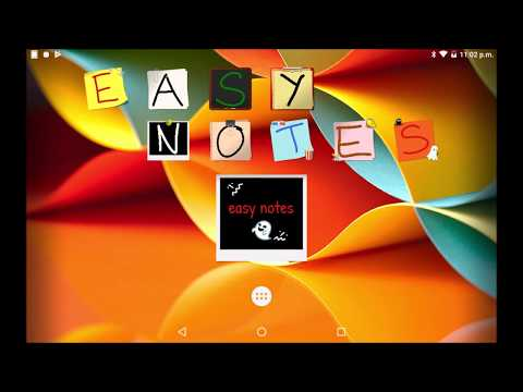 Another Note Widget For Pc - Download For Windows 7,10 and Mac