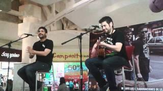 01 Juan Charrasqueado - Estopa Showcase México 2014