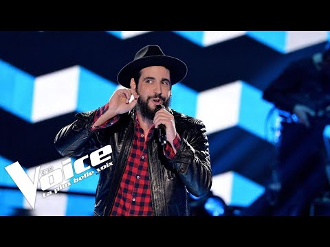 Ed Sheeran (Sing) | Alliel | The Voice France 2018 | Auditions Finales