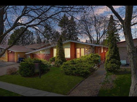 Stunning Bungalow In Scarborough Ontario For Sale    70 Pegasus Trail, Scarborough   Michael Wood