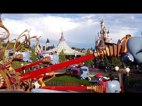 Petite balade printanière à Disneyland Paris - Swing into Spring 2015 [HD]