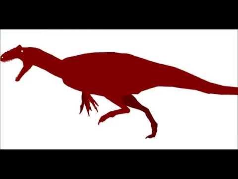 PPBA Daspletosaurus vs Saurophaganax