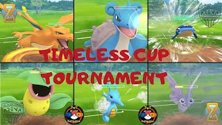 Timeless Cup Shoutcast Copa Atemporal - CyraxDarwin sweeps 4 rounds tournament without Dragonair