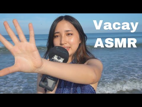 ASMR in PUBLIC 🏝(Vacation Edition)🏝