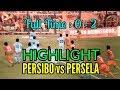 Highlight Pertandingan Persibo Vs Persela 7 September 2019 | Ndeso