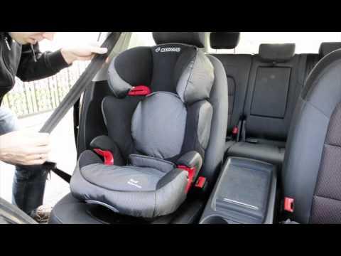 Kindersicherheit Im Auto - Teil 2