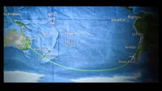 Antarctica key to flat Earth