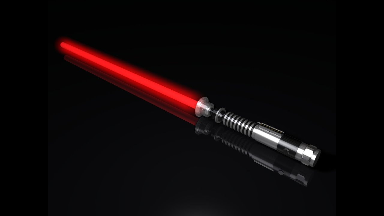 How To Make A Lightsaber Youtube