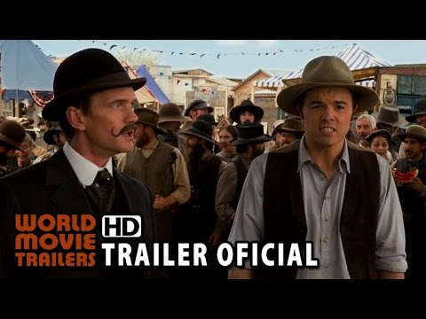 Trailer do filme Um Milhão de Maneiras de Pegar na Pistola