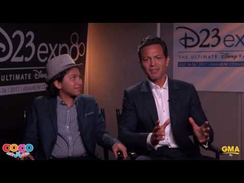 Pixar Coco Star Anthony Gonzalez Shows Off Incredible Singing Voice