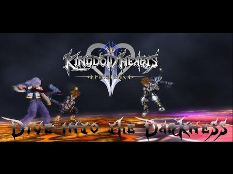KH2FM - Dive into the Darkness ~ Reconnect (Final Sora Custom Boss Battle)
