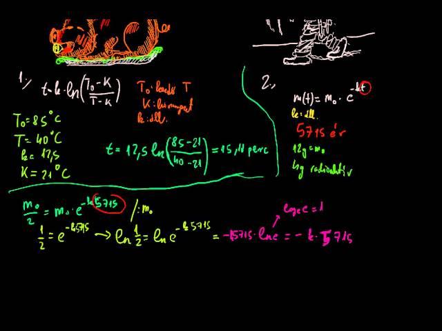 Logaritmikus egyenletek és egyenlőtlenségek 5