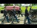 At Arlington National Cemetery In Honor Of Herbert A. Shapiro, Command Sergeant Major U.S. Army