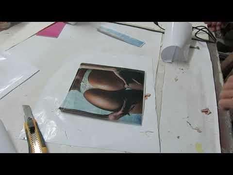 Своими руками рисунки на плитке