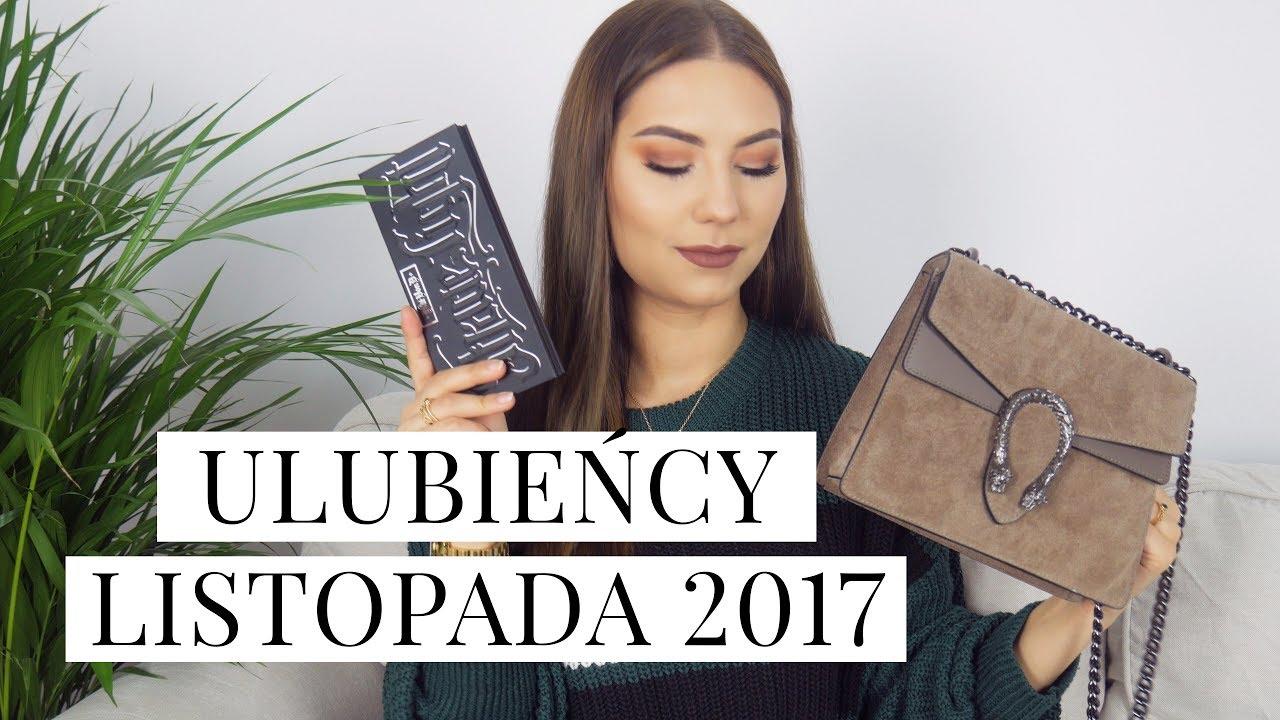 ULUBIEŃCY LISTOPADA 2017 // MAC / IKEA / NABLA //