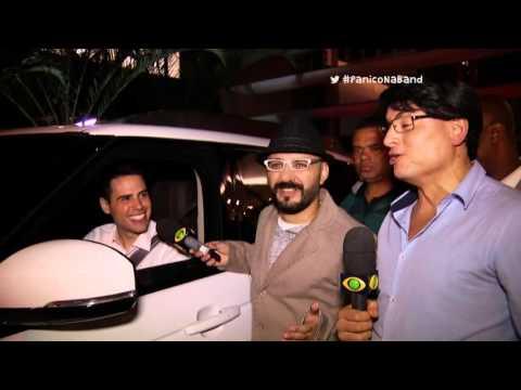 TRETA DA SEMANA: GERALDO X REDE RECORD (C/ LUIZ BACCI) 02/02