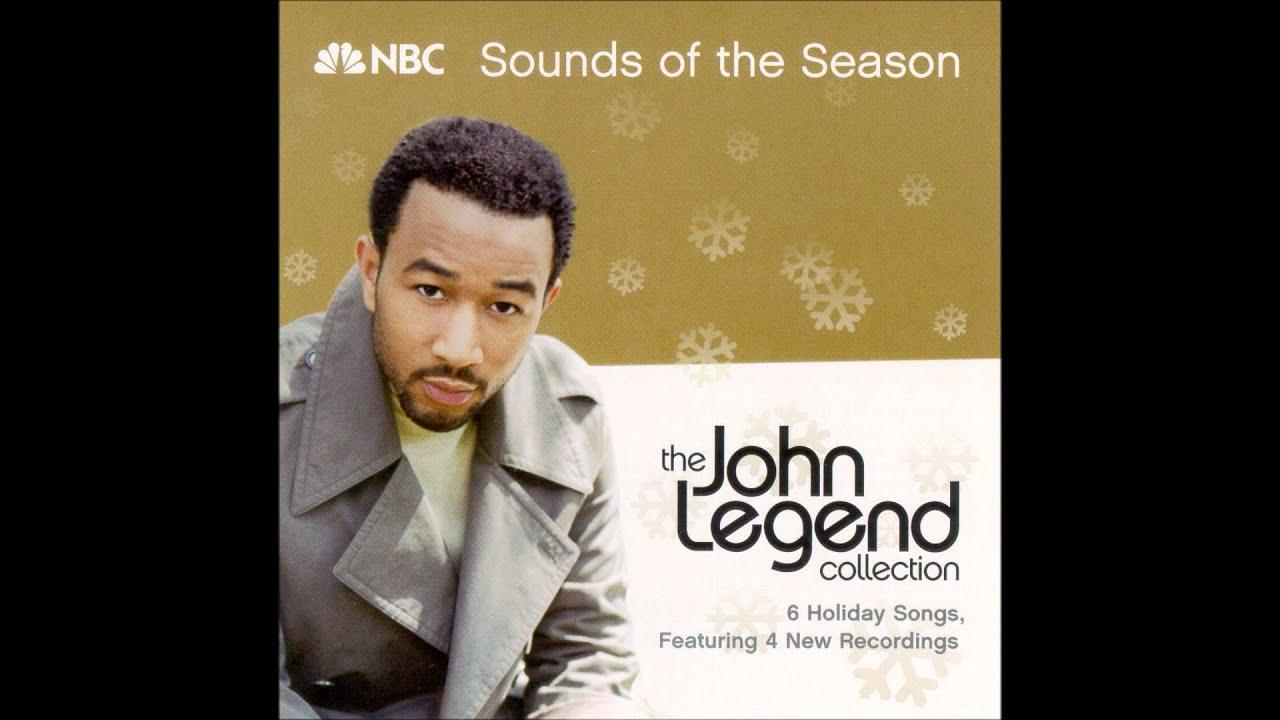 john legend winter wonderland youtube - John Legend Christmas Album