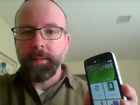 Doro 824 Phone Review
