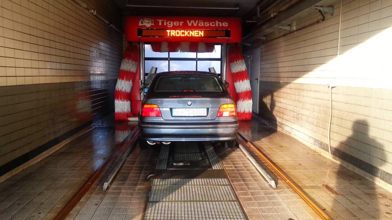 Esso Gas Car Wash