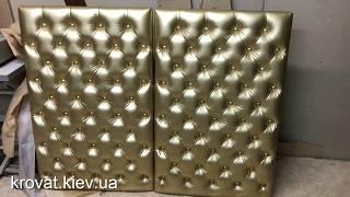 видео Изготовление стеновых панелей на заказ