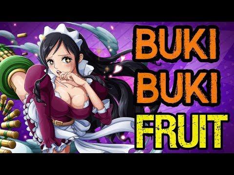 Baby 5's Buki Buki No Mi Explained! - One Piece Discussion